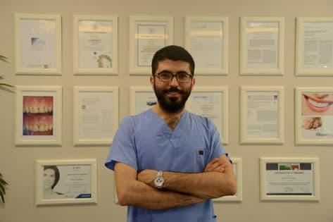 Dr. Dt. Çağdaş Çağlar Laçin fotoğrafı.